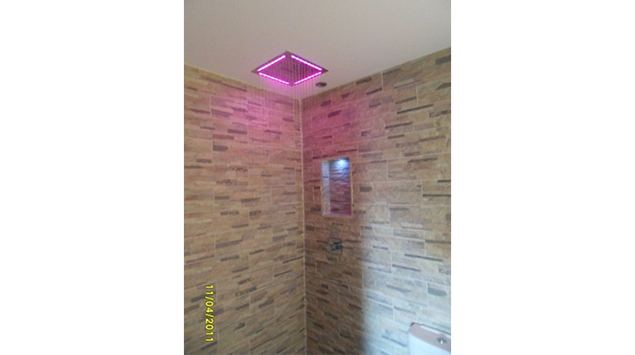 Complete Bathroom Solutions Recessed Lighting