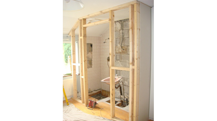 Complete Bathroom Solutions Creation of en suite