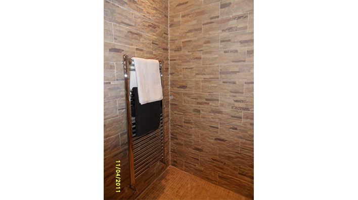 Complete Bathroom Solutions Heated Towel Rack
